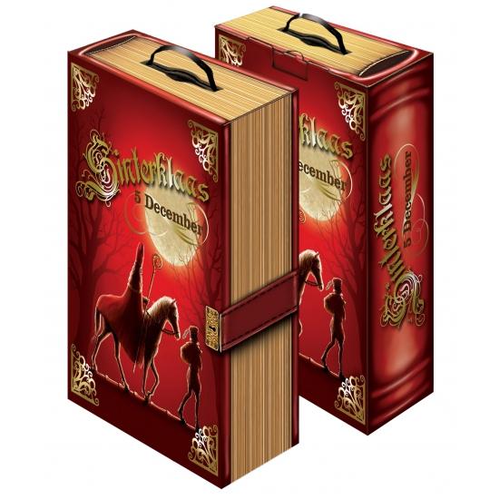 5 december decoratie boek van Sinterklaas thumbnail