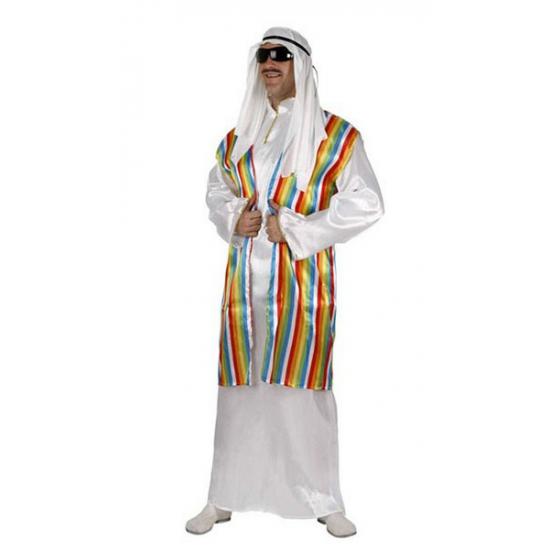 Arabische kostuum voor heren