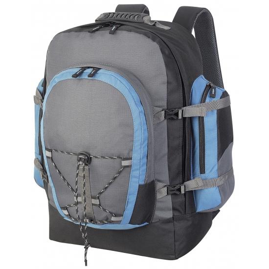 Backpackers rugtas grijs 40 liter