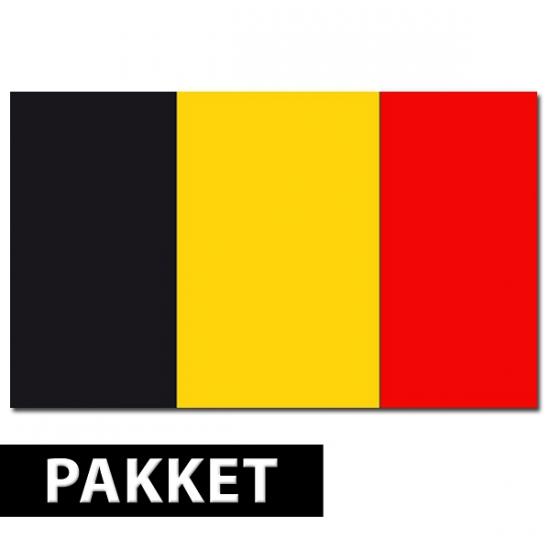Belgisch decoratie pakket