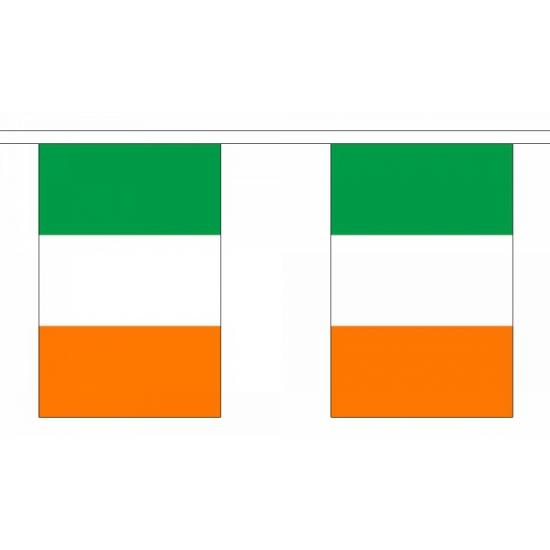 Ierland vlaggenlijnen 18 meter