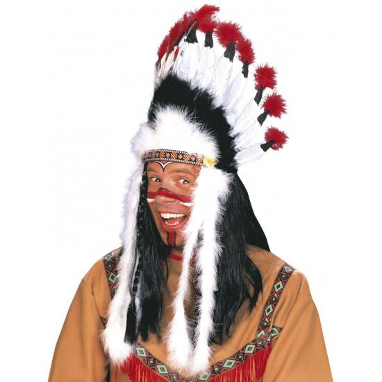 Indianen tooien voor volwassenen
