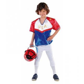Kinder kostuum American Football