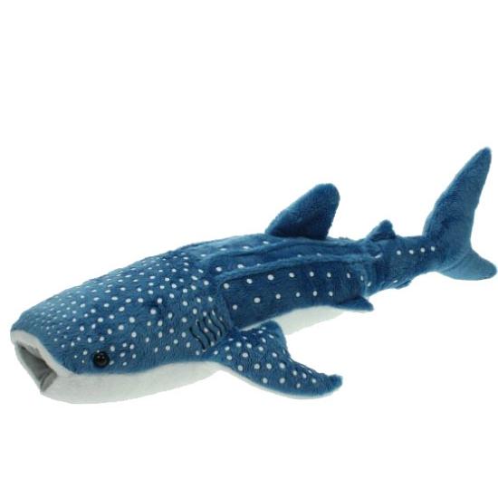 Knuffel walvis haai 54 cm