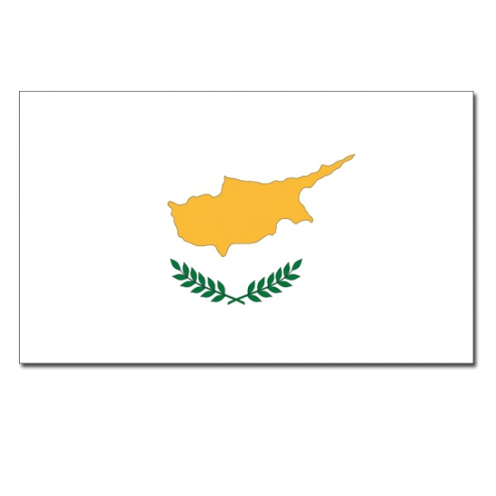 Landen vlag Cyprus