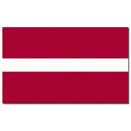 Landen vlag Letland