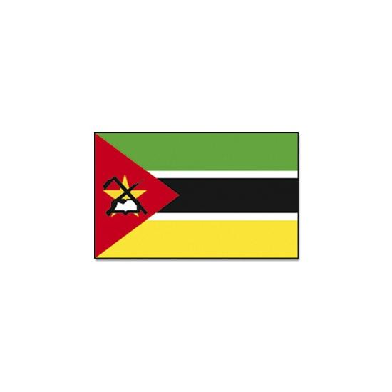 Landen vlag Mozambique