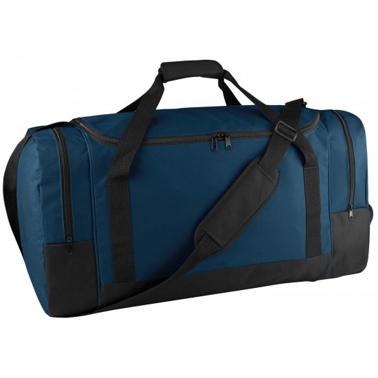 Navyblauwe sporttas 85 liter