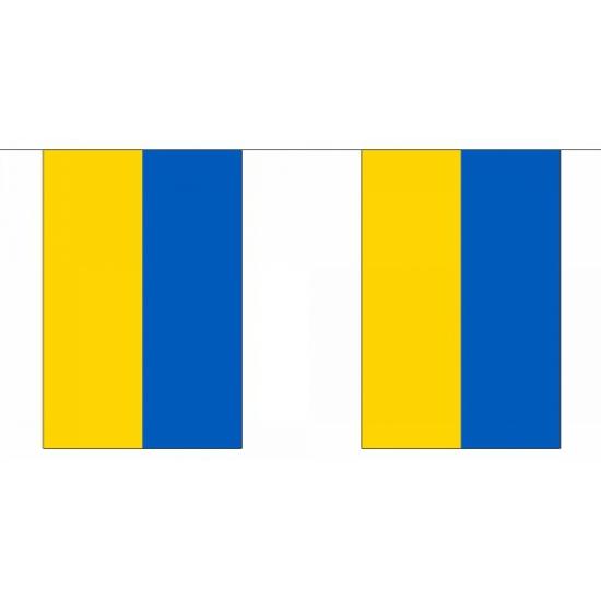 Oekraine vlaggenlijn