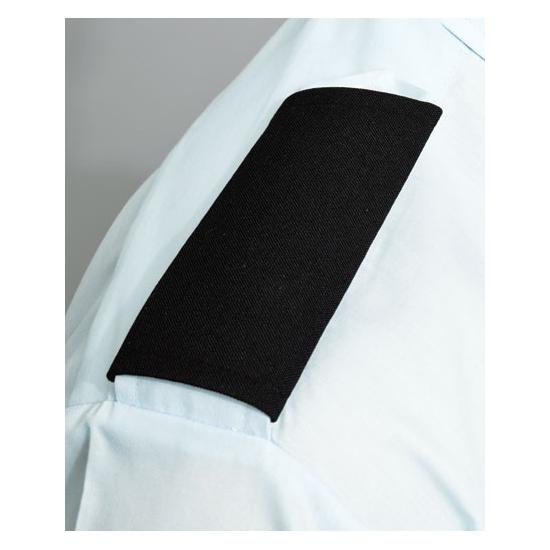 Piloten overhemd schouder epauletten