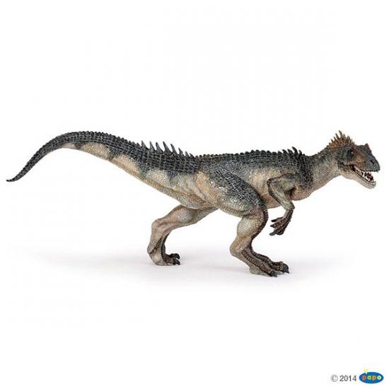 Plastic Papo allosaurus dinosaurus 24,5 cm