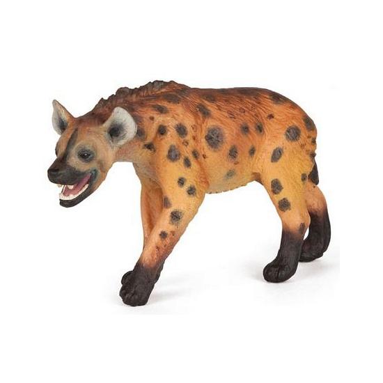 Plastic Papo dier hyena 11 cm