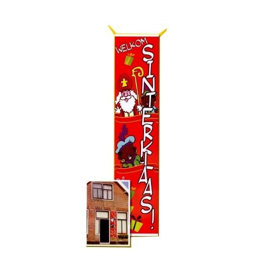 Sinterklaas banners 206 cm thumbnail