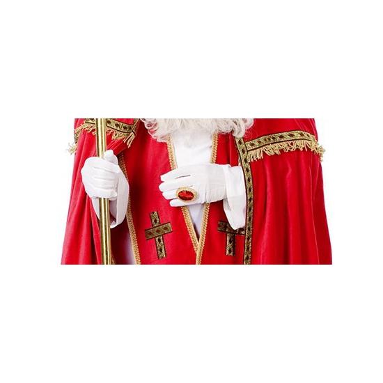 Sinterklaas handschoenen maat L thumbnail