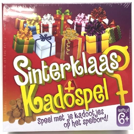 Sinterklaas spel met opdrachten thumbnail
