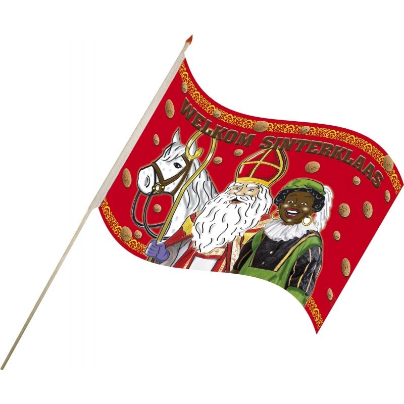 Sinterklaas zwaaivlaggetjes thumbnail