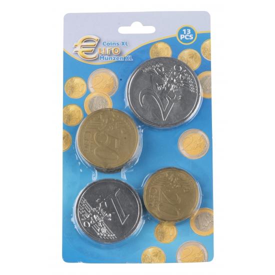 177800171Speelgoed euro munten voor kinderen