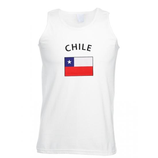 T-shirt vlag Chili