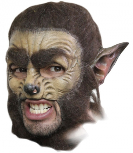 Teen Wolf masker deluxe