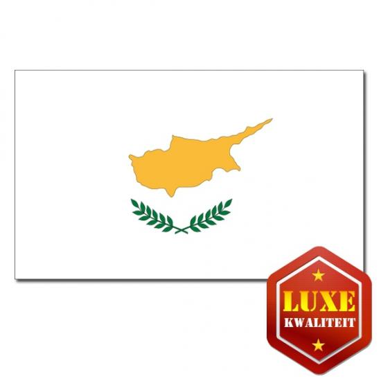 Vlaggen van Cyprus 100x150 cm