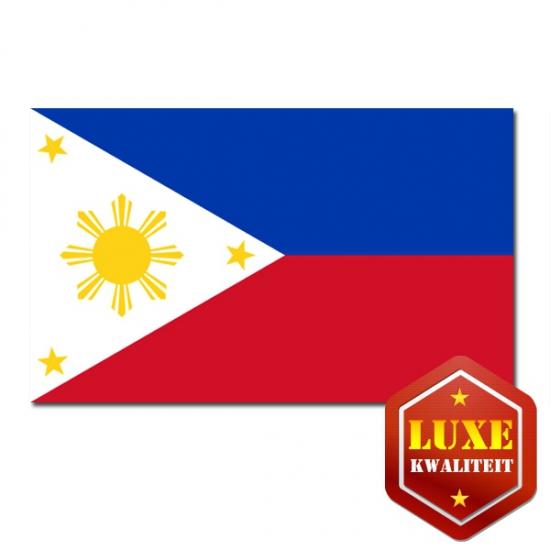 Vlaggen van Filipijnen 100x150 cm