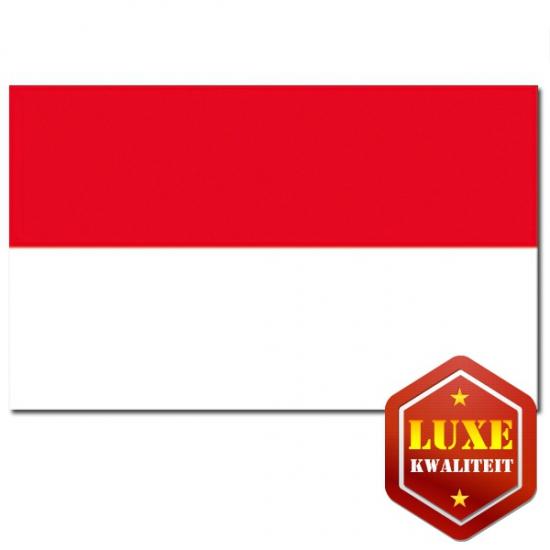Vlaggen van Indonesie 100x150 cm