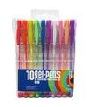 10 stuks neon gekleurde gelpennen
