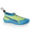Blauw-groene kids waterschoenen watersport