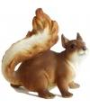 Decoratie beeld eekhoorn dier 16 cm