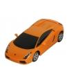 Kinderspeelgoed oranje Lamborghini autootje